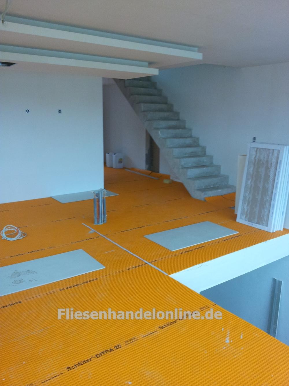 fliesen herdt schl ter ditra 25 5x1m. Black Bedroom Furniture Sets. Home Design Ideas