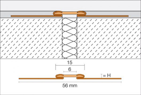 fliesen herdt schl ter dilex eksb 2 5m h 4 5mm. Black Bedroom Furniture Sets. Home Design Ideas